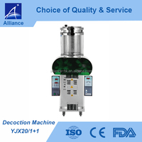 Power Decoction Atmospheric Decoction and Packaging Integrated machine series YJX20/1+1