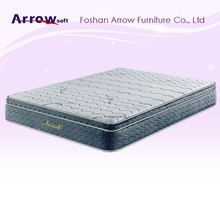 American standard royal bedroom double bed compressed mattress