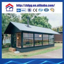 Professional design low cost ready made rooms from China manufacturer