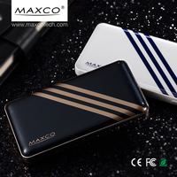 Maxco Phantom 8000mAh power bank charger smart mobile charger battery