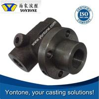 Yontone Export to Over 12 Countries ISO Certified Mill Accurate Q345C Q345D Q345E T6 sand casting/door handle stainless steel