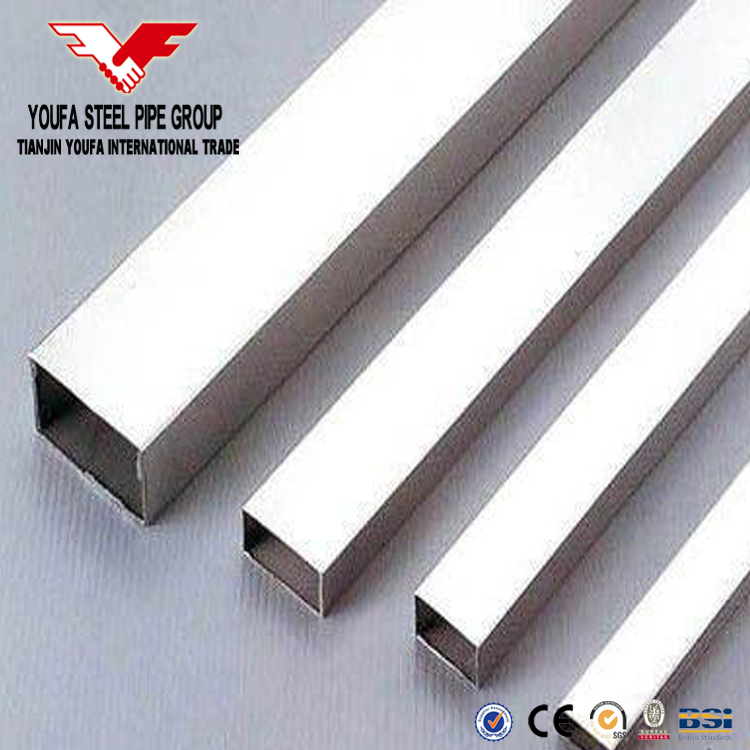 High Quality Large Diameter Hot Dip Galvanized Rectangular Hollow Section Square Welded Steel Pipe for Solar Mounting Structure