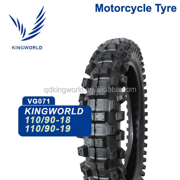 DOT Bias Dirt Bike Motocross Tire 110/90-19 80/100-21 100/90-19