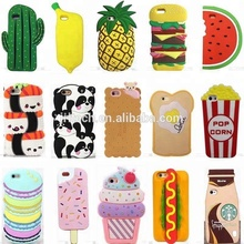 Customized 3D Silicone Mobile Phone Case design Your Own Silicone Phone Case manufacturer