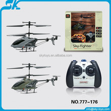 3CH infrared RC Alloy helicopter with shooting gyro & USB infrared rc fighting helicopter