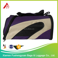 High quality 600D polyester large pet carrier for dog / pet cage