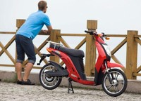 Long range 16 inch 2 wheel electric scooter for adults