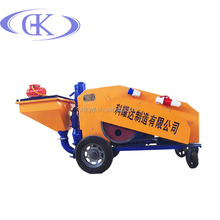 wall mortar cement spray plaster machine construction mortar sprayer mortar pump spray machine