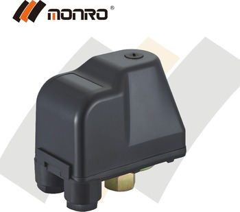 2017 Zhejiang Monro reset color planted mechanical pressure switches for water pump(KRS-5)