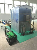 Low Cost 2m3/d biogas production Household Biogas Digester