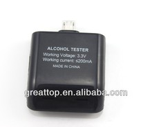 NEW Backlight Breath Alcohol Tester For Samsung