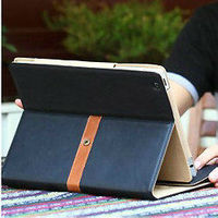 2015 Wholesale China New stylish stand new flip leather case for ipad