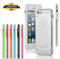 for iPhone 5 / 5S Case - Ultra Thin Transparent Crystal Clear Hard TPU Case Cover