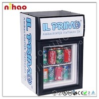 2015 High Quality Promotional Cheap Exhibition Refrigerator