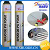 well expanding 750ml Flame Retardants pu foam sealant used in construction