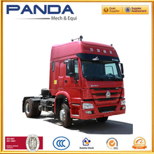 High quality howo used tractor truck for sale