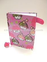 2012 diary journal hardcover notebook