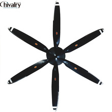 OEM customized aircraft aluminum propeller blades