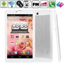 MTK 6572 Duad-Core 1024*600 Factory Price Tablet Pc /7 Inch Cheap Gsm Phone Call Android Tablet