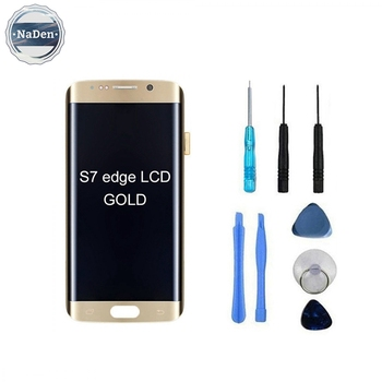 Full Touch Digitizer For Samsung S7 Edge, For Samsung S7 Edge Digitizer Touch , Cell Phone Repair Ecran Lcd For Sumsung S7 Edge