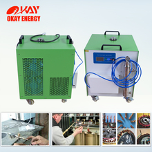 Hot sale OH1000 hho welding oxygen hydrogen water welder machine