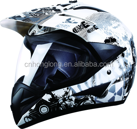 HLS / ZPF Brand,ECE Homologation Approved helmet for Motorcycle
