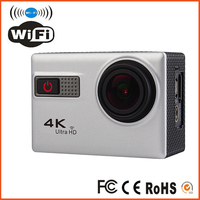 2-Inch TFT LCD 170A+ HD wide-angle lens underwater 30m Ultra HD 4K Action sport Camera with Wi-Fi Remote Control