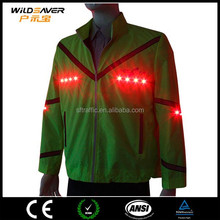 2016 New Design Sport Led Running Vest /Bike Wear/Bicycle Wear