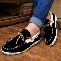 M1149 Factory outlet man boat shoes doung shoe fashion korean style slip on men working shoes