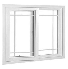 Pvc plastic sliding glass window price buy pvc window for Acrylic windows cost