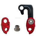 CNC machined derailleur hanger designed for frames with horizontal dropouts, quality Bicycle Parts rear derailleur hanger