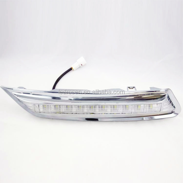 for Honda Crosstour 2012 20 lamps Led Drl/ Daytime Running Light