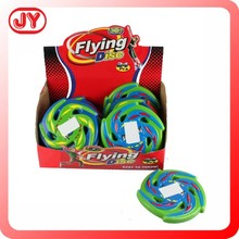 PU material kids soft frisbee sport toy with EN71