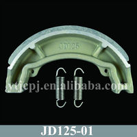 Bajaj Boxer Motorcycle Parts Brake Shoe Factory