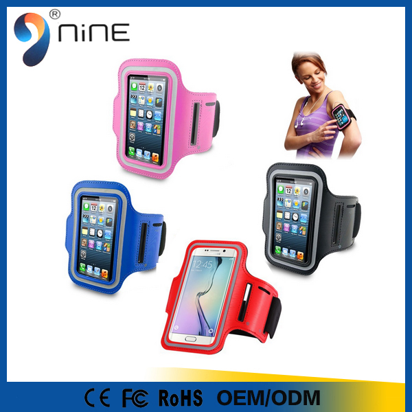 Hot Sale Running Armband for Iphone 6 PLUS, Waterproof, Touch Sensitive