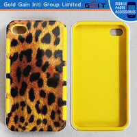 High Quality Newest Design Bumblebee Pattern PC+TPU Hard Case For Samsung For Galaxy S3 I9300 Combo Case