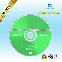 DL disc 8.5GB DVD+R 10pcs cake box package