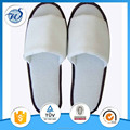 Cheap Wholesale guest bedroom bath felt disposable hotel slippers