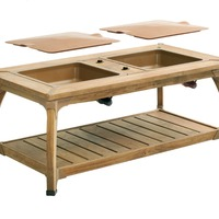 Cheap Chinese Furniture Outdoor Wooden Teak