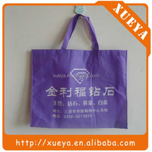 handmade eco friendly custom non woven bag for retail