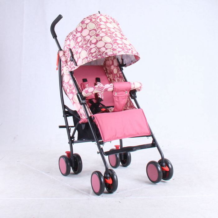 Baby stroller China products wholesale with reversible handle and shock absorber
