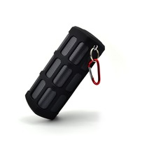 Light Weight Easy to Carry Outdoor Waterproof Bluetooth Speaker with Dustproof Shockproof Function