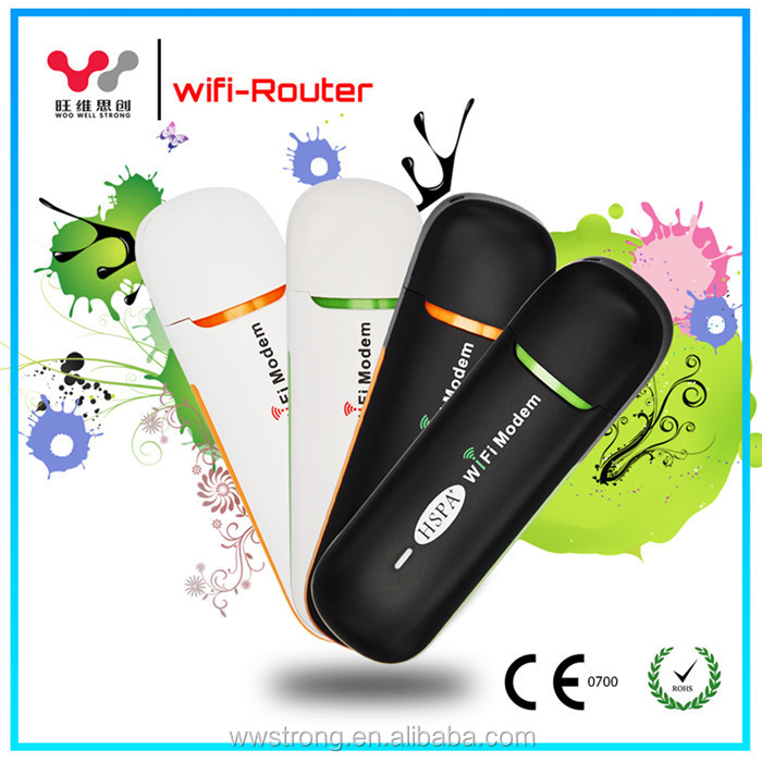 Outdoor 100m long range hspa+ wireless router 3g wifi modem with sim card solt and antenna
