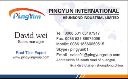 corrosion resistant pvc roof tile/heat insulation upvc plastic roofing sheet/impact resistant pvc plastic roof tile