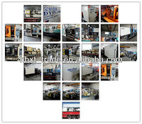 used plastic injection blow molding machine