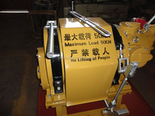 Model JQHSB 5tons Air Winch for Well Drilling
