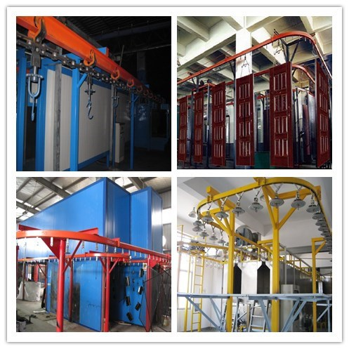 Electrostatic Powder Paint System