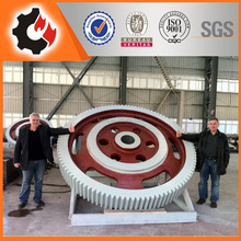 Large Steel Spur Casting Gear