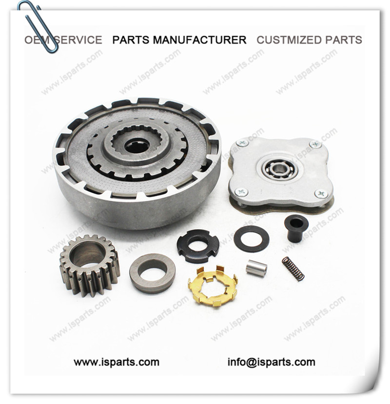18T Clutch 110cc 125cc Dirt Pit Bike ATV Parts
