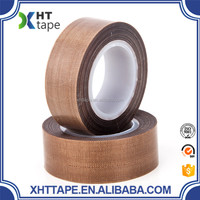 1roll 1/2in*33ft Cloth Hi-Temp Insulate Corrosion Resistance Teflon tape